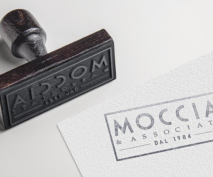 Moccia & Associati – Brand identity