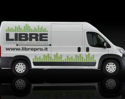 Libre. Professional audio services – Identity