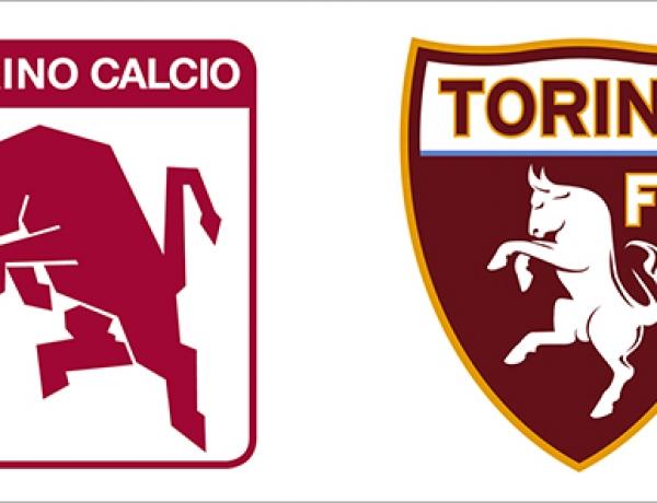 Torino FC. Lo stemma degli anni '80 votato il migliore al mondo.