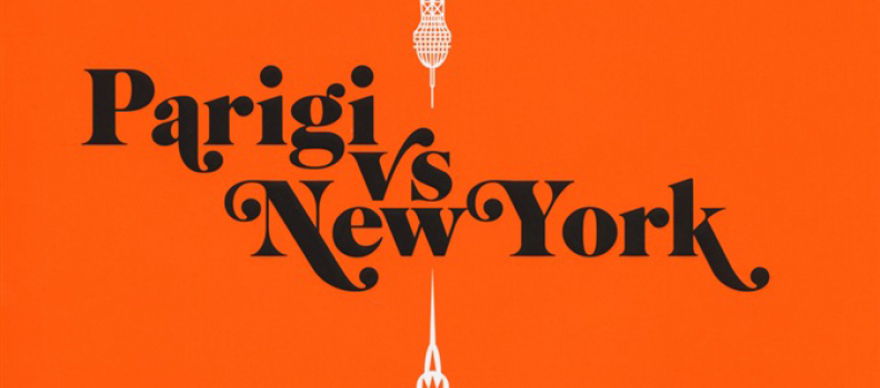 Paris vs New York. A colpi di illustrazione.