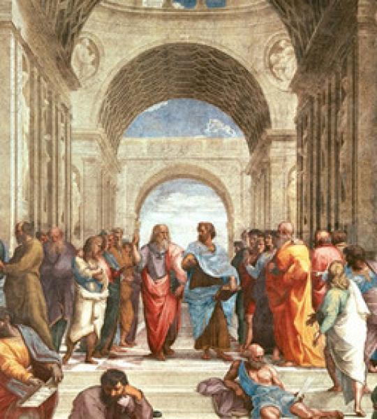 Edizioni Paravia – Progetto Grafico Filosofia