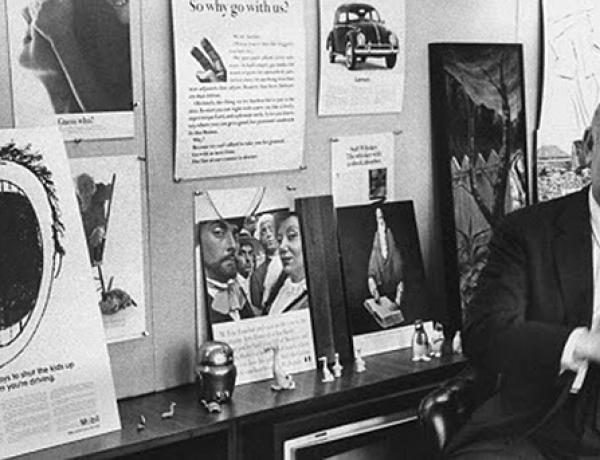 Attualità di un classico: «Voi scambiate la tecnica per creatività». Quando Bill Bernbach si dimise da Grey Adv.